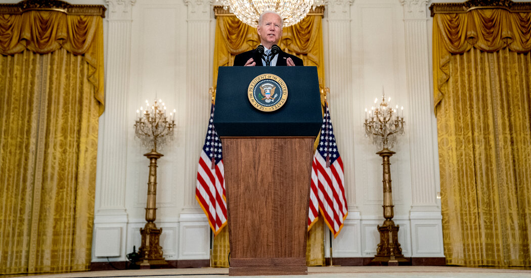 Biden stands behind Afghan withdrawal, despite 'hard and messy' final days.