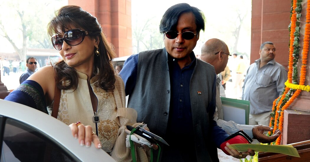 Indian Politician Cleared of Charges in Wife's Death